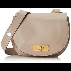 Marc by Marc Jacobs Leather Donut Crossbody Bag